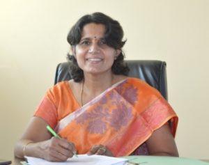 Dr Uma Ravi